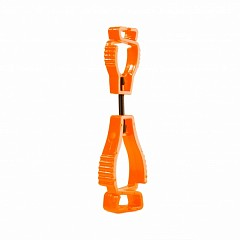 Glove clip MLux Orange (HOL-01O)