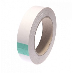 Double-sided tape LE MARK Prolypropylene 25mm x 33m Transparent (DS414025)