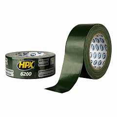 Repair tape HPX 6200 50mm x 5m Olive (CF5005)