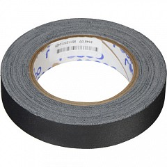 Matt gaffer tape ROSCO GAFFTAC 24mm x 25m Black (851122212425)
