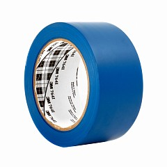 Marking PVC tape 3M Scotch 764 50mm х 33m Blue (0764-BE-50-33,0)