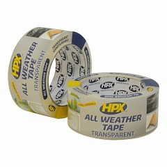 Repair tape HPX ALL WEATHER 48mm x 25m Transparent (AT4825)