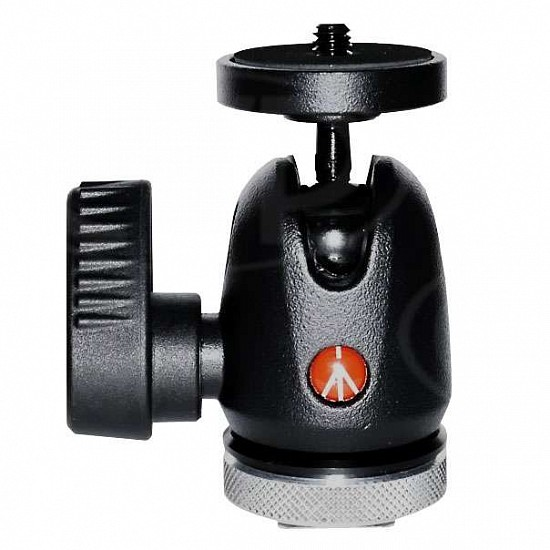 Головка MANFROTTO 492LCD MICRO BALL HEAD W/HOT SHOE MOU