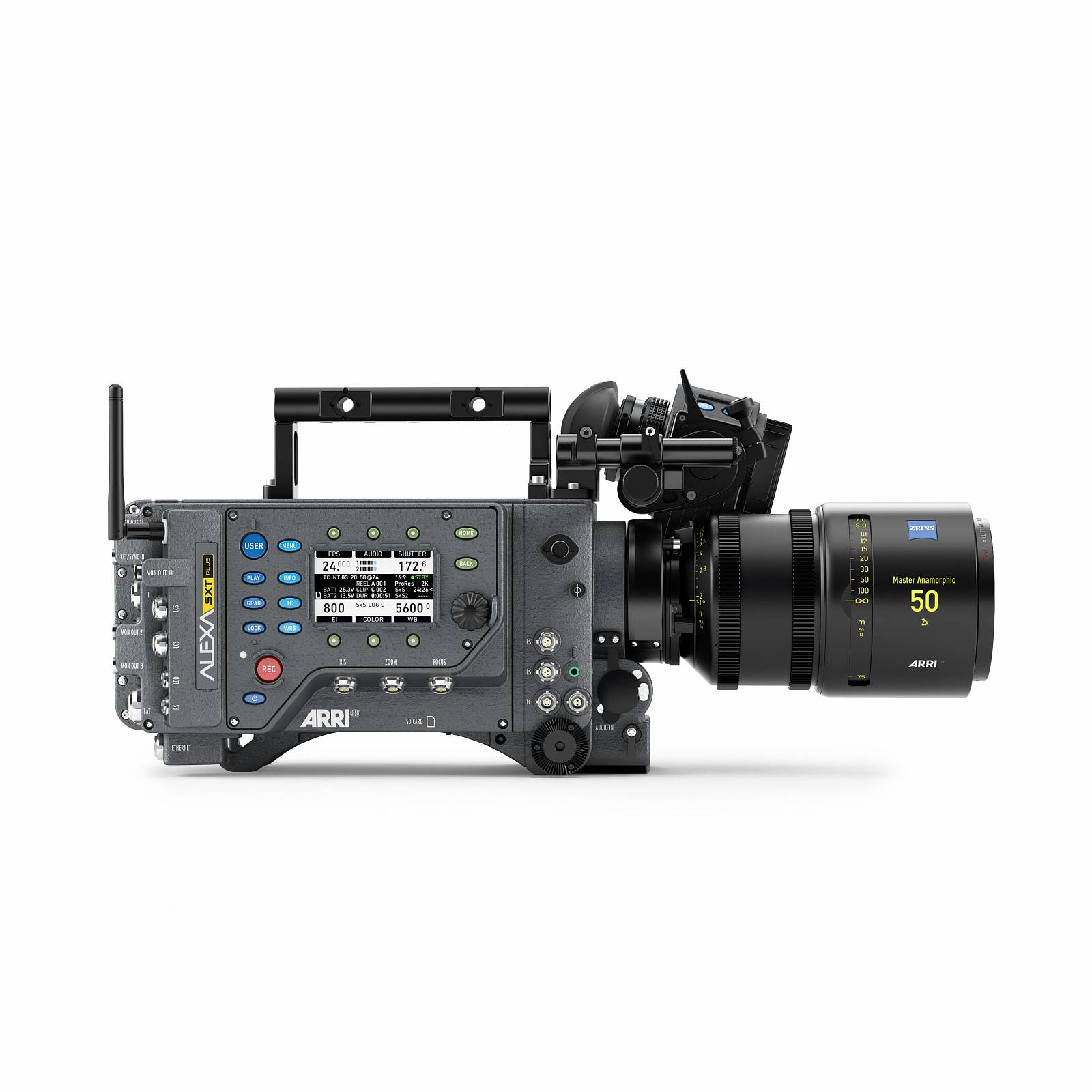 Камера ARRI ALEXA SXT (K0.0007029) Plus Basic Set