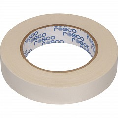 Matt gaffer tape ROSCO GAFFTAC 24mm x 25m White (851122222425)