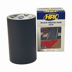 Protection tape HPX 150mm x 5m Black (BP1505)